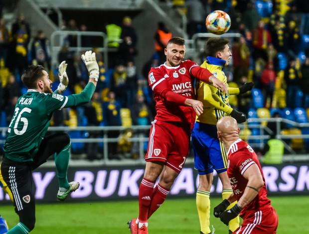 Arka Gdynia zagra z Piastem Gliwice w półfinale Fortuna Puchar Polski 7 kwietnia o godzinie 17:30.