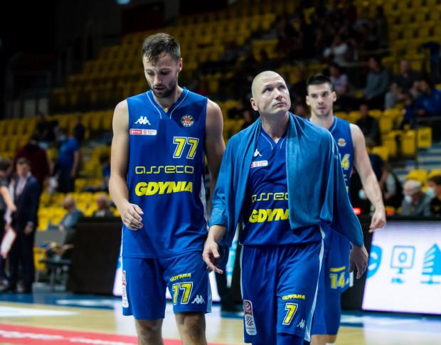 Powrót Krzysztofa Szubargi (nr 7) nie uchronił Asseco Arki Gdynia od wysokiej przegranej w Bydgoszczy.