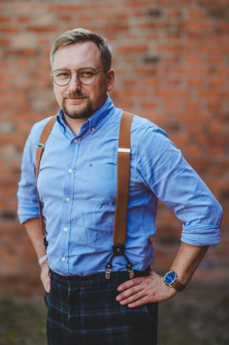 Jan Daniluk przygotowuje kilka nowych publikacji, w tym monografię o międzywojennym Mieście Gdańsku.