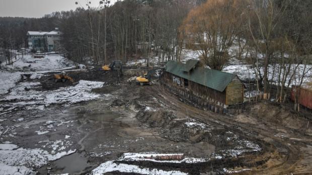 Budowa zbiornika powinna zakończyć się w listopadzie.