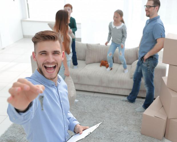 Od chwili, kiedy najemcy przejmują klucze do mieszkania, jego właściciel może do niego wejść tylko za ich wiedzą i zgodą.