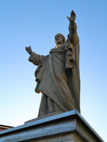 Pomnik jest już po renowacji.