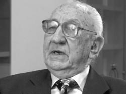 Prof. Stefan Raszeja miał 98 lat.