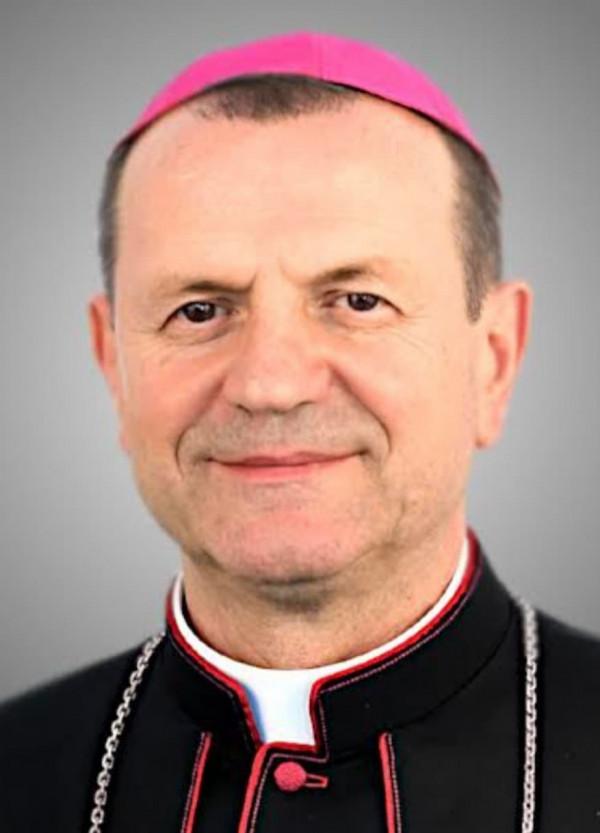 Arcybiskup Tadeusz Wojda wcześniej był metropolitą białostockim.