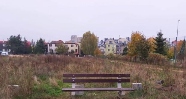 Jednym z pomysłów jest budowa parku rekreacyjnego przy ul. Radosnej.