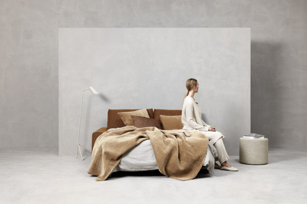 Sofa Taylor rozłożona