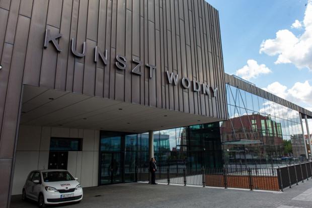 Nowa siedziba Instytutu Kultury Miejskiej w budynku Kunsztu Wodnego. Data przeprowadzki nie jest jeszcze znana.