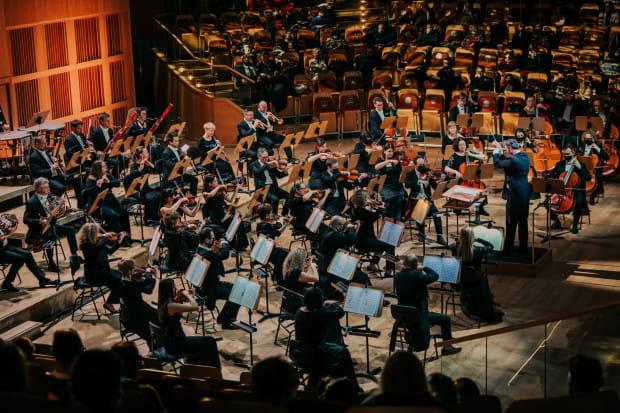 Filharmonia część swoich działań przenosi do sieci.