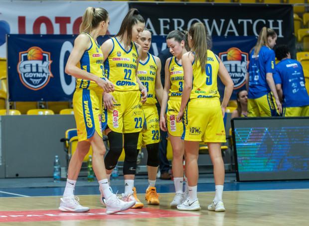 VBW Arka Gdynia rozpoczęła fazę play-off zgodnie z planem, czyli od pewnego zwycięstwa nad CTL Zagłębie Sosnowiec.