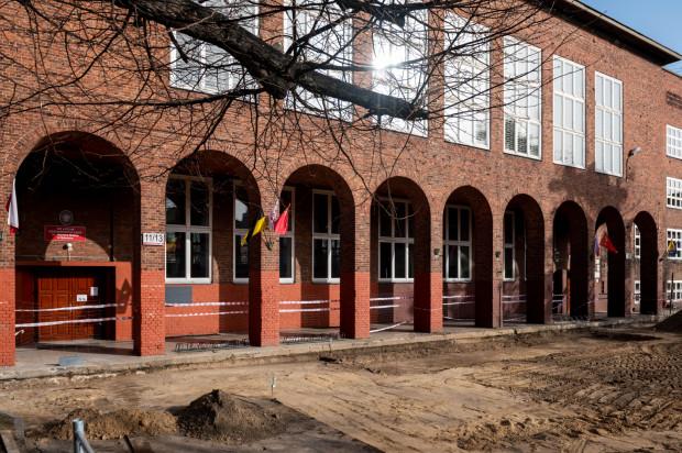 II Liceum Ogólnokształcące w Gdańsku, ul. Jana Pestalozziego 9