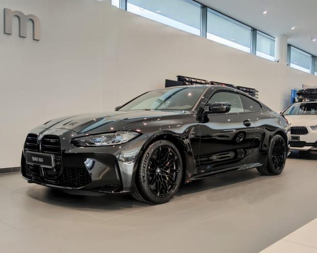 Nowe M4 w gdyńskim salonie BMW Zdunek.
