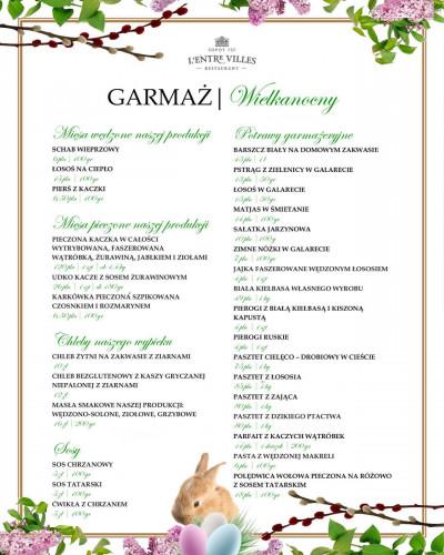 Oferty przygotowane przez sopockie restauracje.