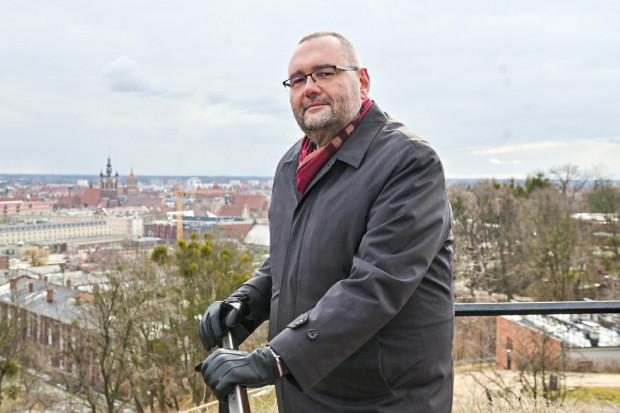 Prof. Piotr Lorens będzie łączył pracę dla Urzędu Miejskiego z pracą na Politechnice Gdańskiej.