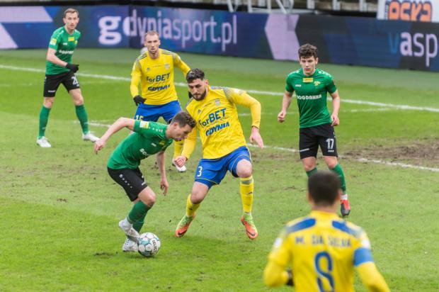 Jarosław Kotas uważa, że ostatnim razem Górnik Łęczna wygrał z Arką Gdynia dzięki prostej grze. Jego zdaniem właśnie tak powinni grać żółto-niebiescy.