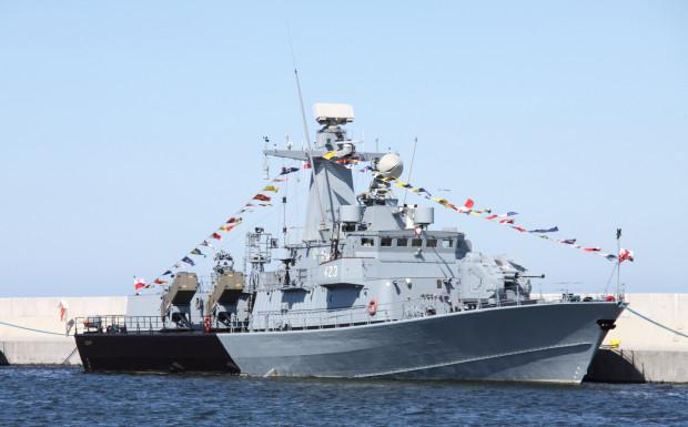 ORP Grom - mały okręt rakietowy projektu 660. Plotki mówią, że Marynarka Wojenna zmodernizuje dwa z trzech okrętów tego typu.