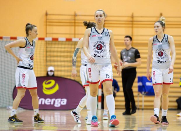 DGT AZS Politechnika Gdańska miała szansę na przedłużenie ćwierćfinałowej serii, ale w ostatniej kwarcie dały się zdominować drużynie CCC Polkowice.