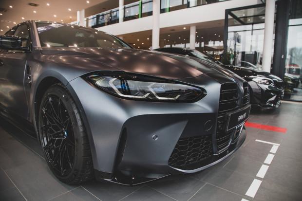 Nowe BMW M3.