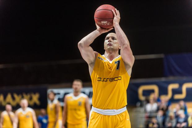 Krzysztof Szybarga zdecydował się na zakończenie koszykarskiej kariery.