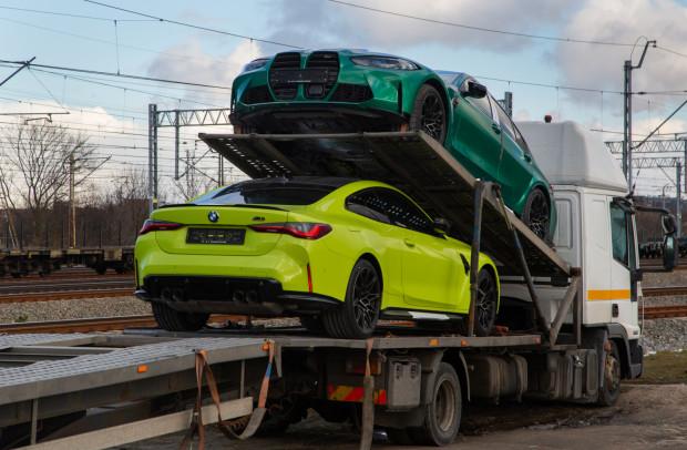 Sztandarowe kolory nadwozia dla BMW M3 i M4. Świeża dostawa do salonu BMW Bawaria Motors Gdańsk.