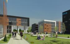 BCB Business Park powstaje w rejonie portu lotniczego im. Lecha Wałęsy.
