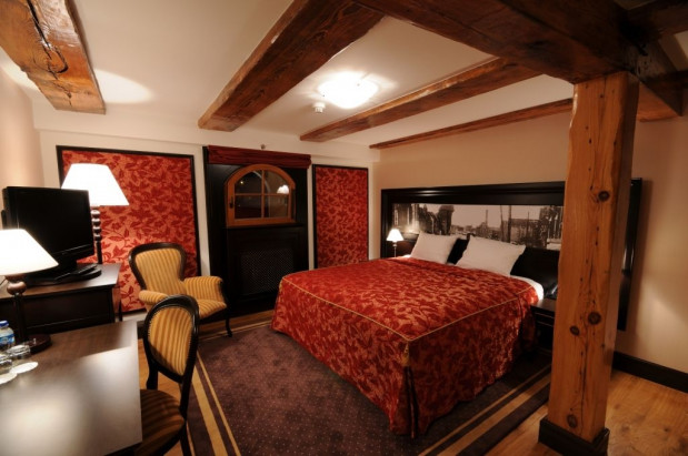 Pokój w Hotelu Gdańsk