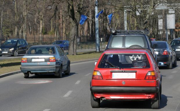 Do jednego z ostatnich pościgów doszło na al. Niepodległości w Sopocie. Zdjęcie ilustracyjne.
