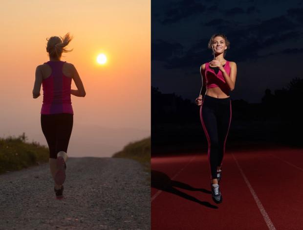 Rano czy wieczorem? A którą porę do biegania ty wybierasz?