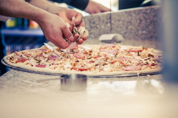 W ofercie Pizzerii 105 znajdziemy aż 40 pozycji.