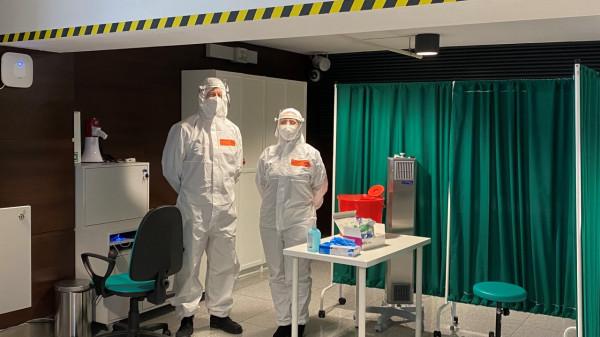 Jedyną możliwością zwolnienia z kwarantanny będzie wykonanie szybkiego testu na koronawirusa.