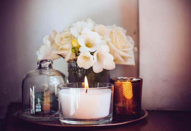Przy wyborze świec warto czytać etykiety i kierować się składem, który nie szkodzi naszemu zdrowiu.