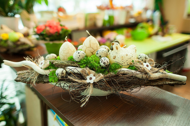 Wielkanoc to radosne, kolorowe święto związane też z budzeniem się całej natury do życia.