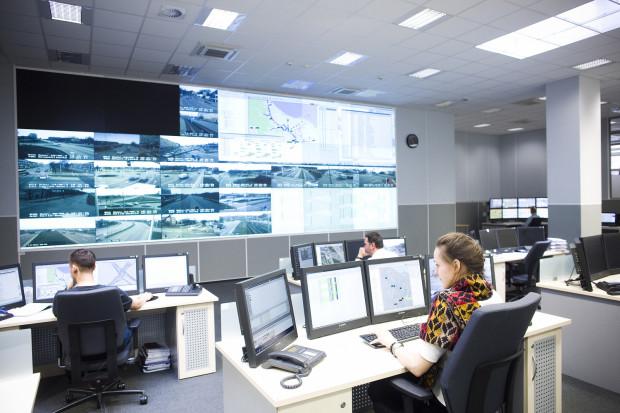 Centrum dowodzenia systemu Tristar przy ul. Wyspiańskiego w Gdańsku-Wrzeszczu.