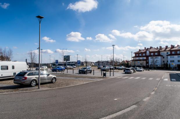 """Pętla autobusowa Chwarzno """"Sokółka"""" jest obecnie wykorzystana w małym stopniu, co nie podoba się mieszkańcom."""