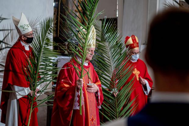 Niedziela Palmowa rozpoczyna Wielki Tydzień.