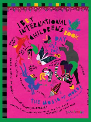 Plakat Międzynarodowego Dnia Książki dla Dzieci 2021 zaprojektowany przez Rogera Mello.