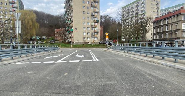 Most nad Kanałem Raduni został otwarty.