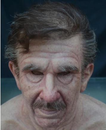 """""""Stary człowiek straszny"""""""