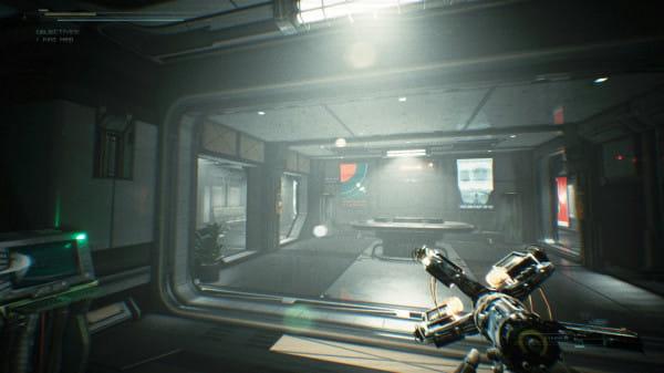 Hollow to gra typu horror science fiction, wydana przez Forever Entertainment.