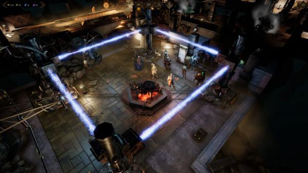Tower of Time to gra RPG, która może wciągnąć nas na blisko 50 godzin.