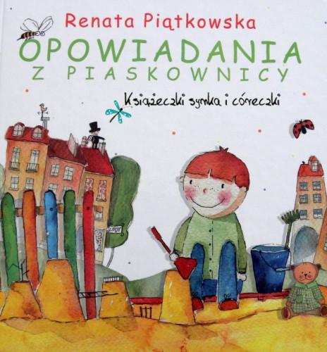 """""""Opowiadania z piaskownicy"""" (wyd. BIS)."""