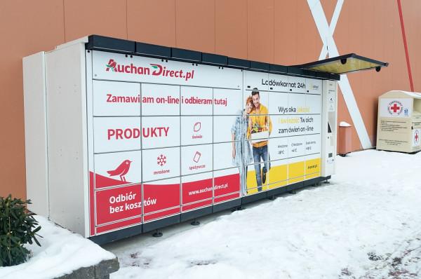 W aglomeracji warszawskiej i krakowskiej działają już pierwsze lodówkomaty stworzone z myślą o transporcie żywności. W przyszłości być może każdy będzie posiadał własną skrytkę na wzór skrzynki pocztowej, która będzie pozwalała na realizację codziennych zakupów przez internet na wielką skalę.