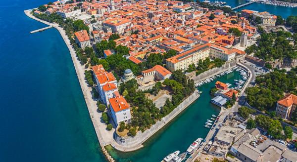 Do Zadaru w Chorwacji polecimy z Gdańska 3 lipca.