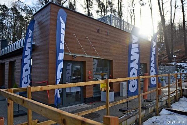 Nowy budynek weterynarii dla Ciapkowa w Gdyni.