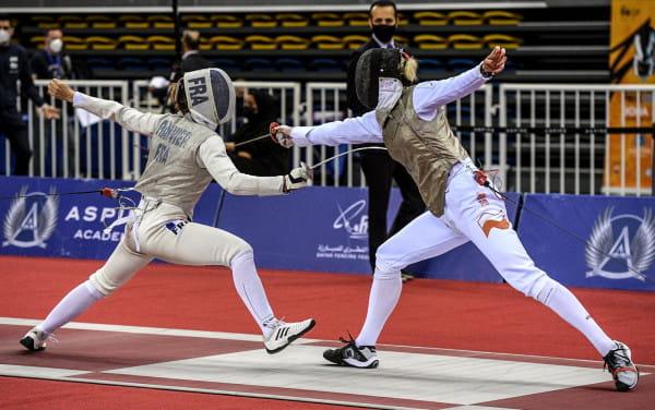 Michał Siess wciąż ma szansę na występ w igrzyskach olimpijskich w Tokio. Natomiast młodsze koleżanki i koledzy gdańskiego floreciści walczą w Kairze w mistrzostwach świata.