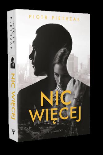 """""""Nic więcej"""" i """"Postscriptum"""" to książki debiutującego Piotra Pietrzaka."""