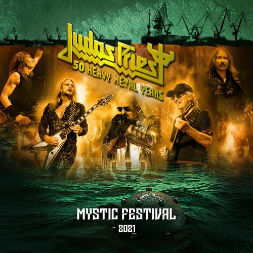 Judas Priest potwierdził już swój udział w przyszłorocznej edycji Mystic Festival.