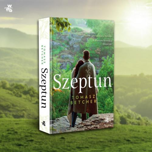 """Szeptun"" Tomasza Betchera (wyd. W.A.B)."