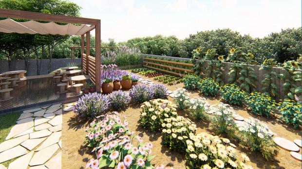 Jednym z projektów zgłoszonych do BO w Gdyni jest stworzenie łatwo dostępnego dla mieszkańców Centrum Edukacji Ekologicznej w formie ogrodu.