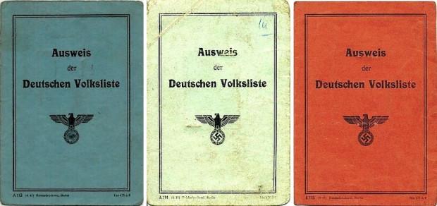 Kenkarty miały różny kolor, w zależności od grupy, do jakiej zaliczono ich właściciela.