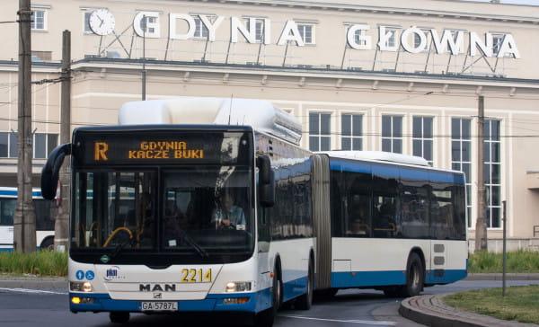 Uruchomienie warunkowego przystanku I Urząd Skarbowy dla autobusów linii R nie spotkało się z aprobatą Zarządu Komunikacji Miejskiej w Gdyni.